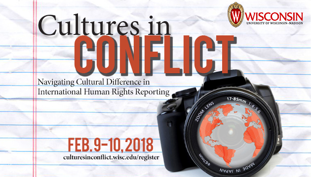 Cultures in Conflict poster