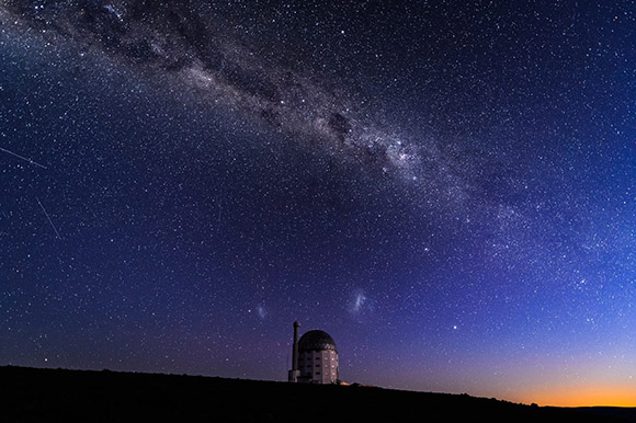Observatory in South Africa