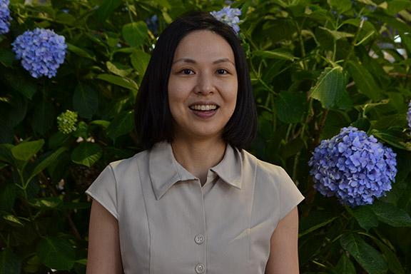 Shihoko Fujiwara '03