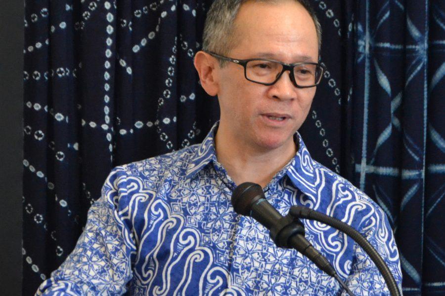 Indonesian Ambassador to the United States Mahendra Siregar